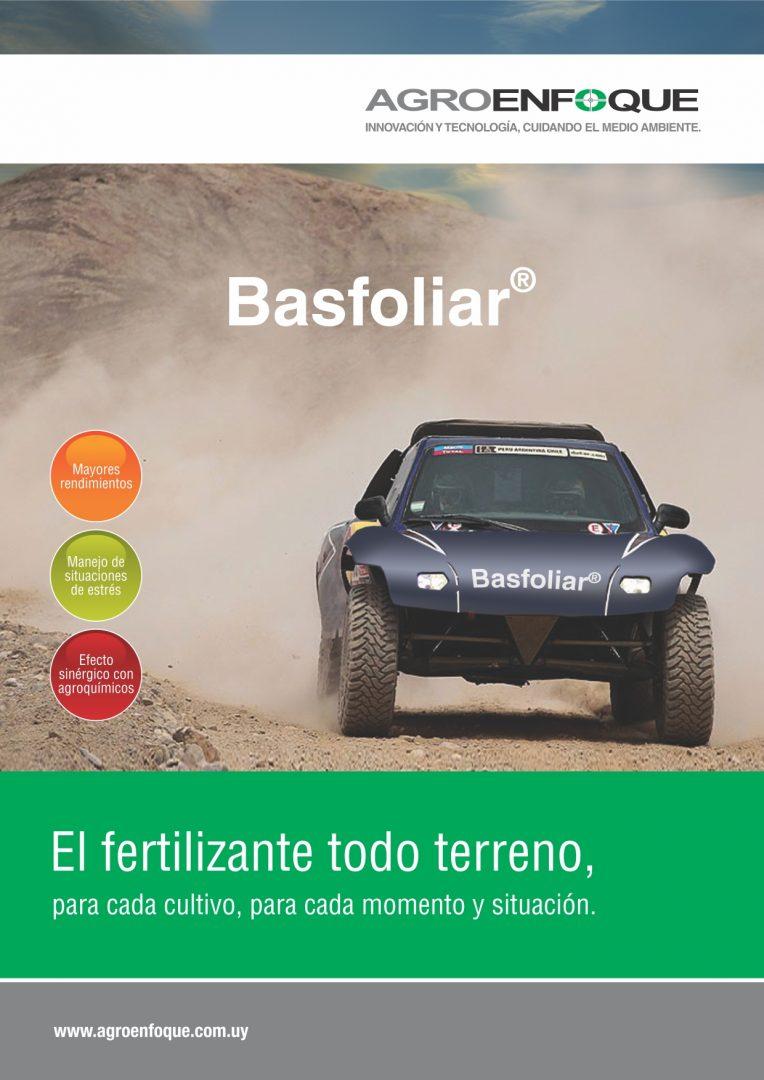 Agroenfoque - Basfoliar® Olivos PS
