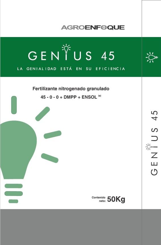 Agroenfoque - Genius® 45
