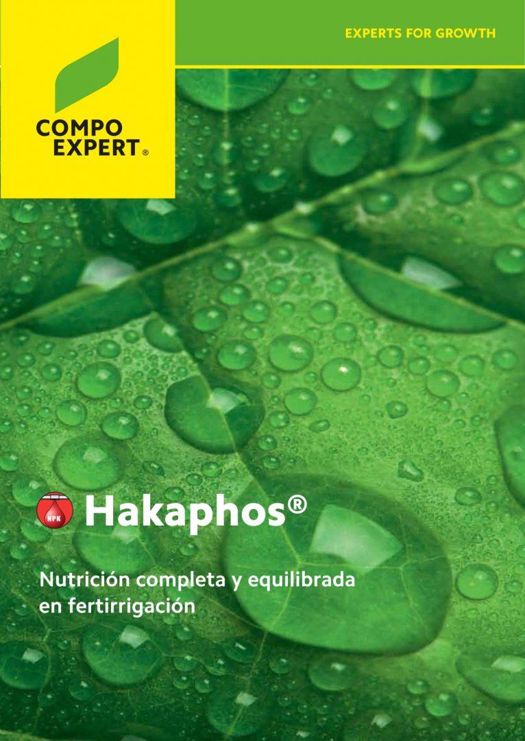 Agroenfoque - Hakaphos® Verde
