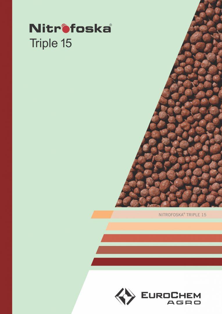 Agroenfoque - Nitrofoska® Triple 15