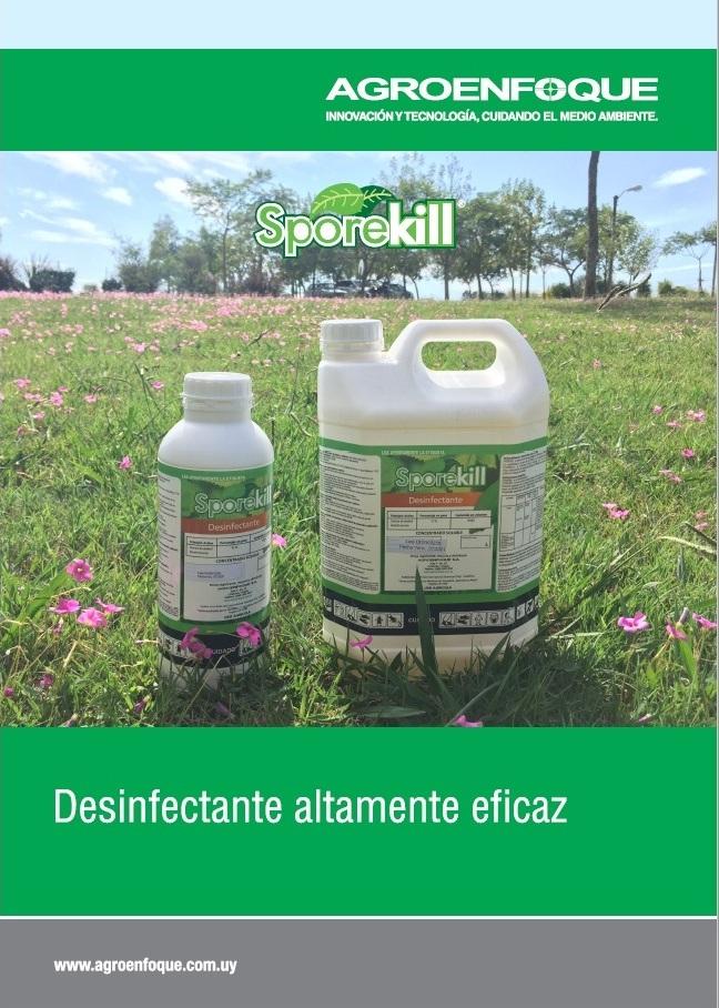 Agroenfoque - Sporekill®